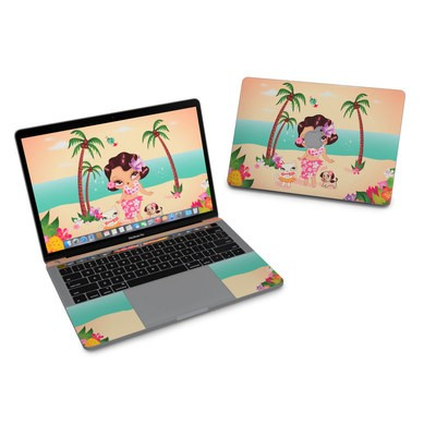 MacBook Pro 13in (2016) Skin - Hula Lulu