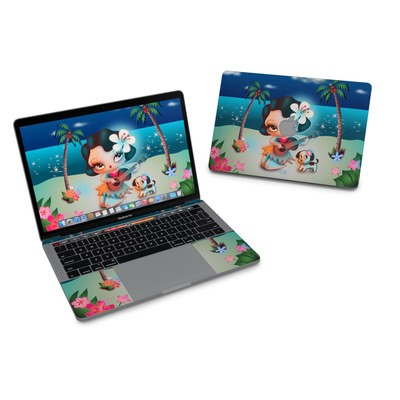 MacBook Pro 13in (2016) Skin - Hula Night