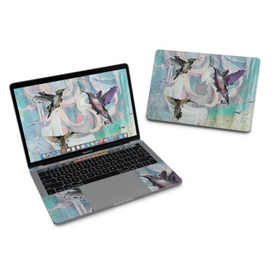 MacBook Pro 13in (2016) Skin - Hummingbirds