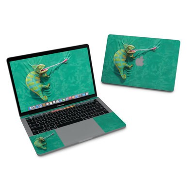 MacBook Pro 13in (2016) Skin - Iguana