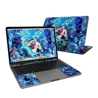 MacBook Pro 13in (2016) Skin - In Her Own World