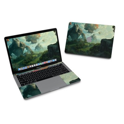 MacBook Pro 13in (2016) Skin - Invasion