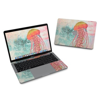 MacBook Pro 13in (2016) Skin - Jellyfish
