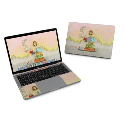 MacBook Pro 13in (2016) Skin - The Jet Setter