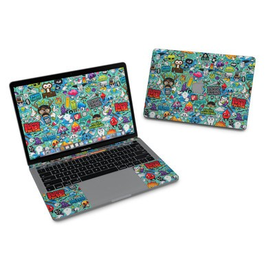 MacBook Pro 13in (2016) Skin - Jewel Thief