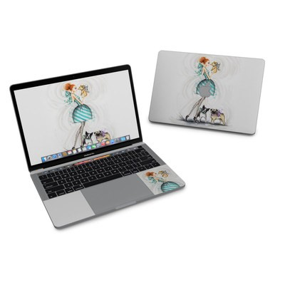 MacBook Pro 13in (2016) Skin - A Kiss for Dot
