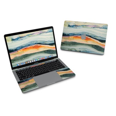 MacBook Pro 13in (2016) Skin - Layered Earth