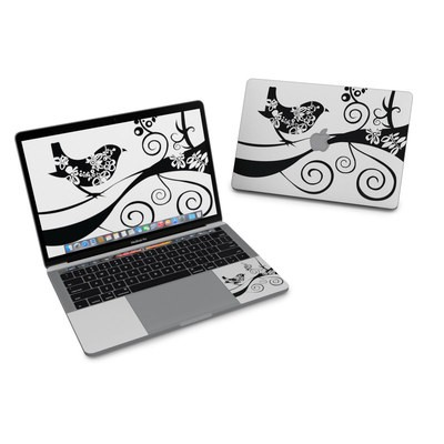 MacBook Pro 13in (2016) Skin - Little Curly