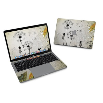 MacBook Pro 13in (2016) Skin - Little Dandelion