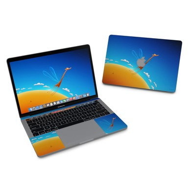 MacBook Pro 13in (2016) Skin - Learn to Fly