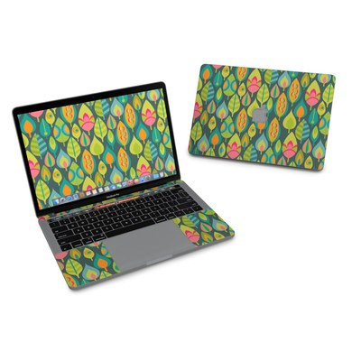MacBook Pro 13in (2016) Skin - Little Leaves