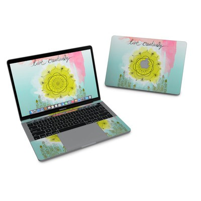MacBook Pro 13in (2016) Skin - Live Creative