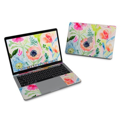 MacBook Pro 13in (2016) Skin - Loose Flowers