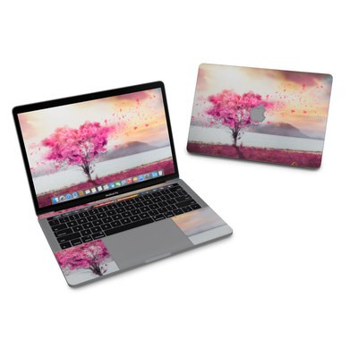 MacBook Pro 13in (2016) Skin - Love Tree