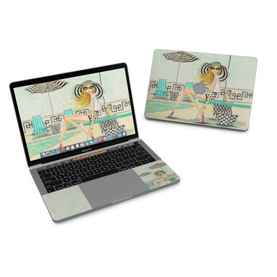 MacBook Pro 13in (2016) Skin - Luxe Retreat Poolside