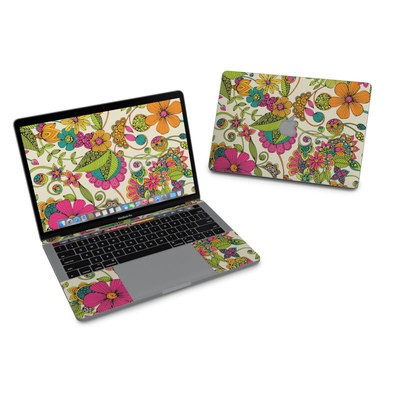 MacBook Pro 13in (2016) Skin - Maia Flowers