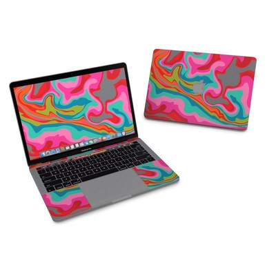 MacBook Pro 13in (2016) Skin - Marble Bright