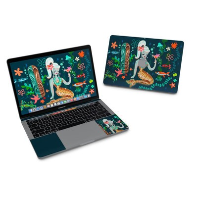 MacBook Pro 13in (2016) Skin - Martini Mermaid