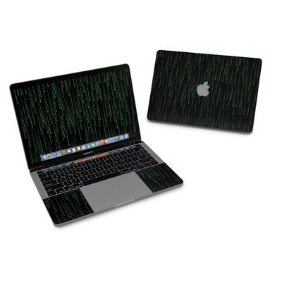 MacBook Pro 13in (2016) Skin - Matrix Style Code