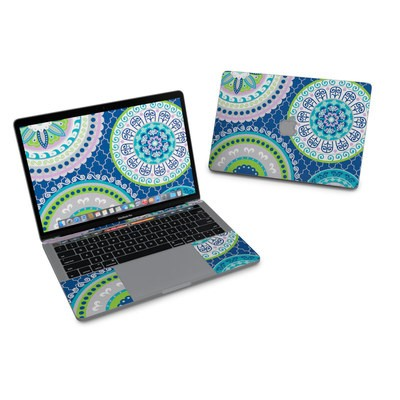 MacBook Pro 13in (2016) Skin - Medallions
