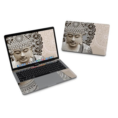 MacBook Pro 13in (2016) Skin - Meditation Mehndi