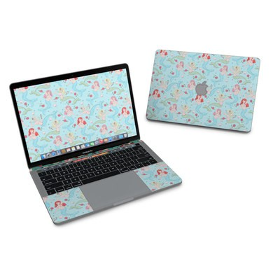 MacBook Pro 13in (2016) Skin - Mermaids and Roses