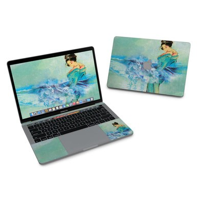 MacBook Pro 13in (2016) Skin - Magic Wave