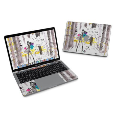 MacBook Pro 13in (2016) Skin - My New York Mood