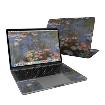MacBook Pro 13in (2016) Skin - Monet - Water lilies