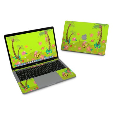 MacBook Pro 13in (2016) Skin - Monkey Melody