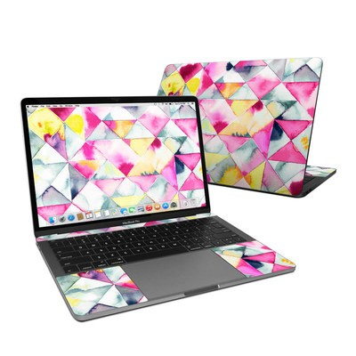 MacBook Pro 13in (2016) Skin - Moody Triangles