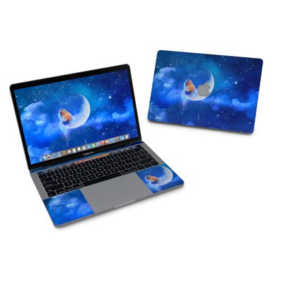MacBook Pro 13in (2016) Skin - Moon Fox
