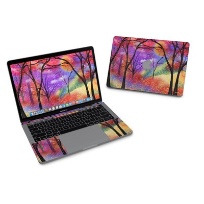 MacBook Pro 13in (2016) Skin - Moon Meadow