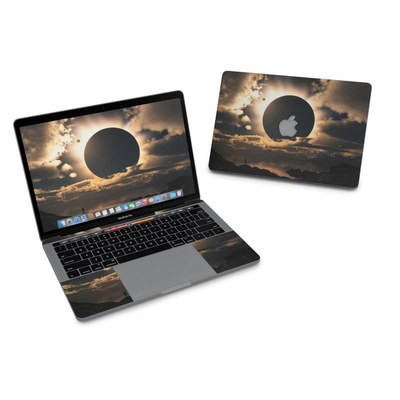 MacBook Pro 13in (2016) Skin - Moon Shadow
