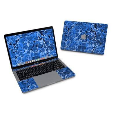 MacBook Pro 13in (2016) Skin - Marble Bubbles