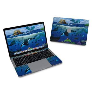 MacBook Pro 13in (2016) Skin - Oceans For Youth