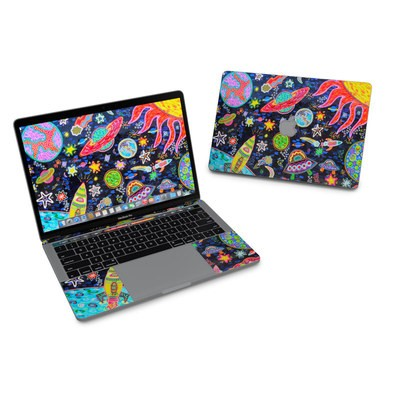 MacBook Pro 13in (2016) Skin - Out to Space