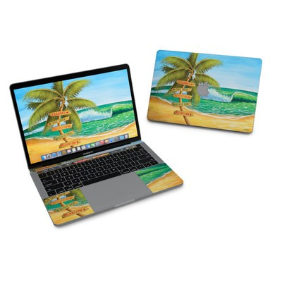 MacBook Pro 13in (2016) Skin - Palm Signs
