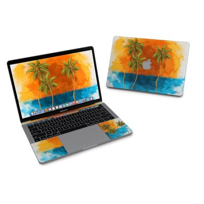 MacBook Pro 13in (2016) Skin - Palm Trio