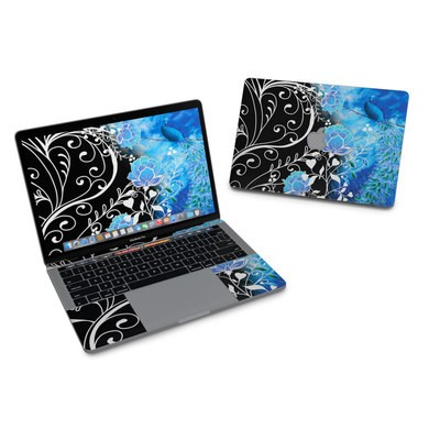 MacBook Pro 13in (2016) Skin - Peacock Sky