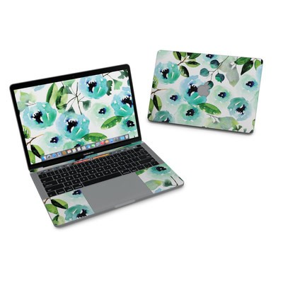 MacBook Pro 13in (2016) Skin - Peonies