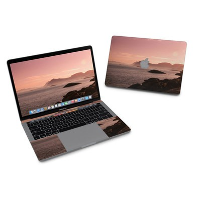 MacBook Pro 13in (2016) Skin - Pink Sea