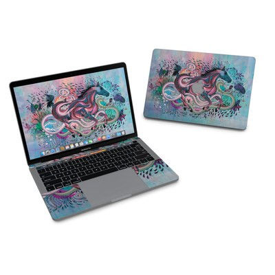 MacBook Pro 13in (2016) Skin - Poetry in Motion