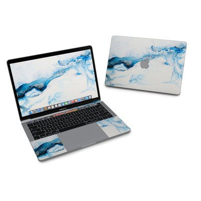 MacBook Pro 13in (2016) Skin - Polar Marble