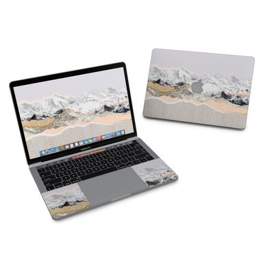 MacBook Pro 13in (2016) Skin - Pastel Mountains