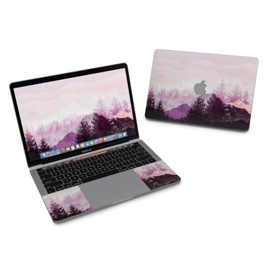 MacBook Pro 13in (2016) Skin - Purple Horizon