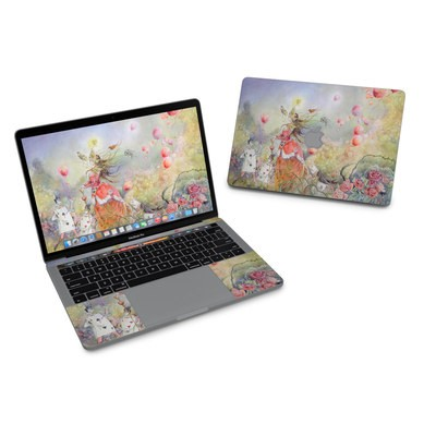 MacBook Pro 13in (2016) Skin - Queen of Hearts