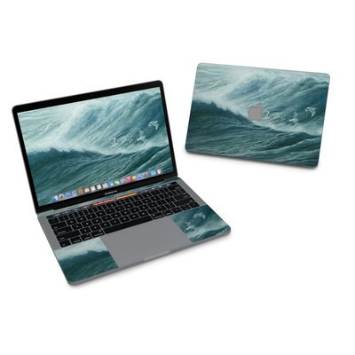 MacBook Pro 13in (2016) Skin - Riding the Wind