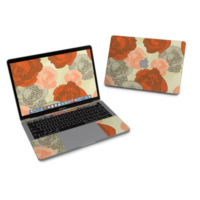 MacBook Pro 13in (2016) Skin - Roses