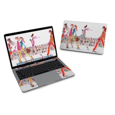 MacBook Pro 13in (2016) Skin - Runway Runway